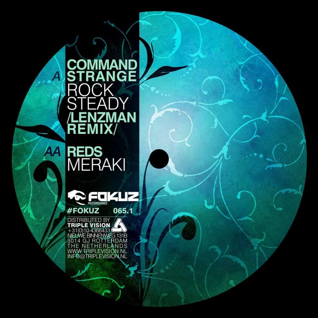 FOKUZ 065-1 Vinyl B
