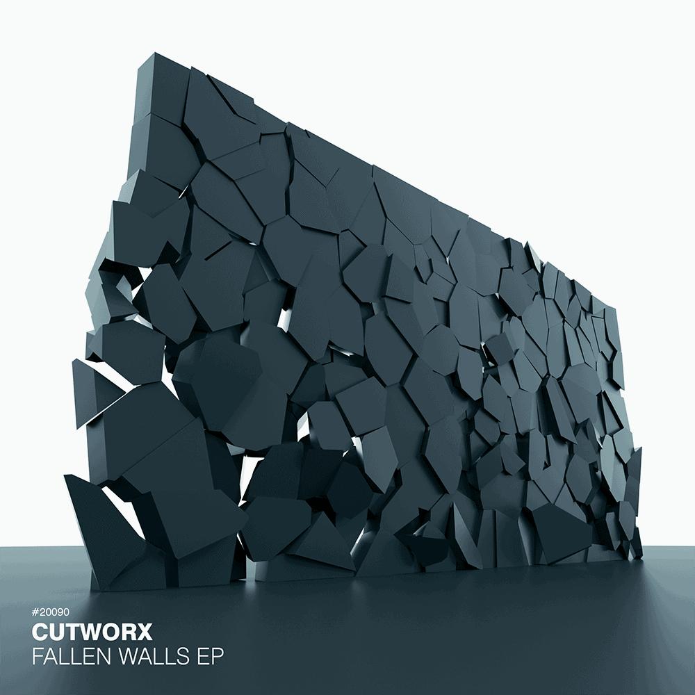 FOKUZ 20090 – Cutworx – Fallen Walls EP_1000website
