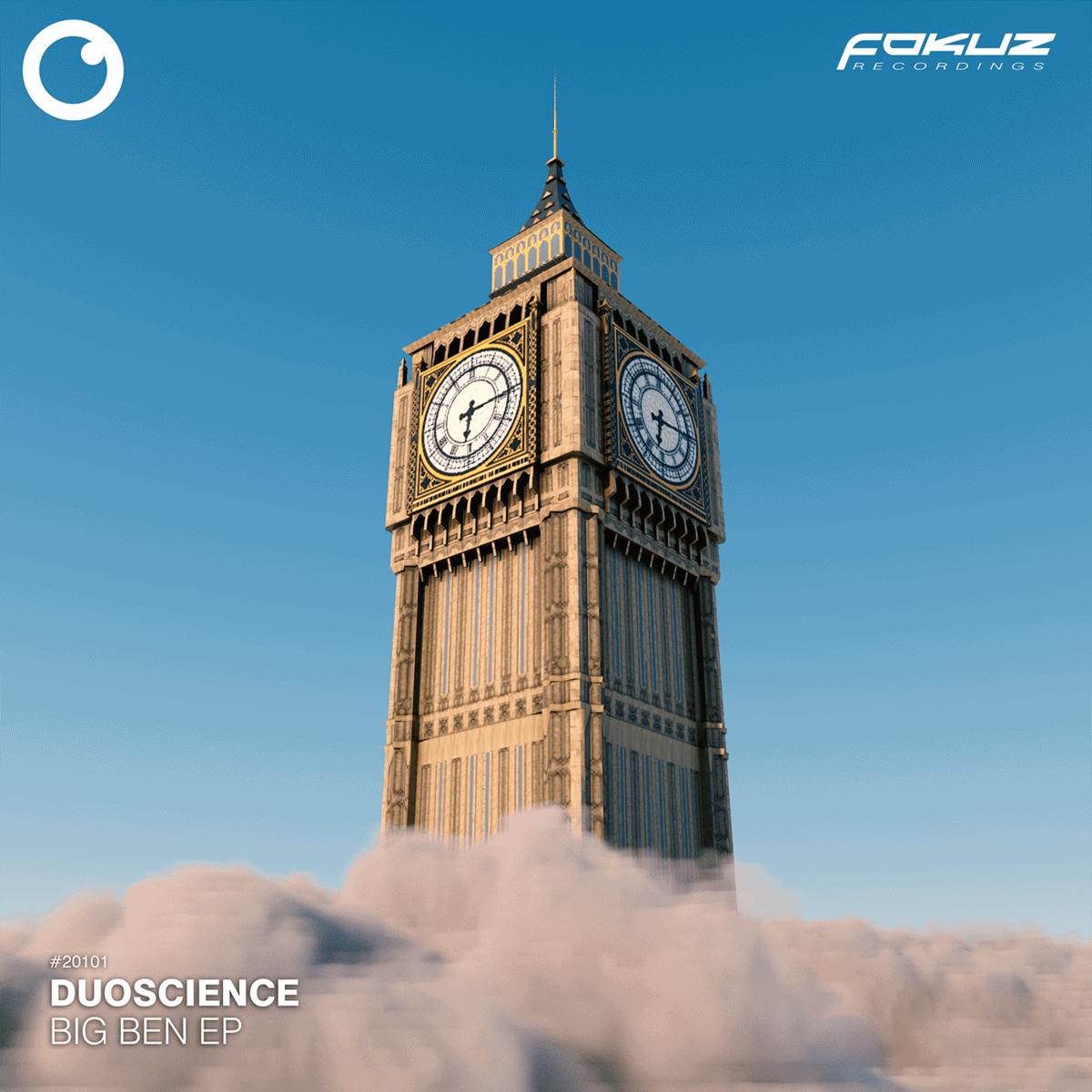 FOKUZ 20101 – Duoscience – Big Ben EP 1400×1400