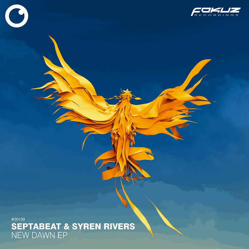 FOKUZ 20109 Septabeat & Syren Rivers – A New Dawn EP1000