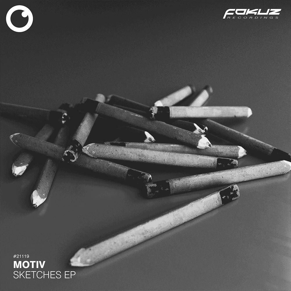 FOKUZ 21119 – Motiv – Sketches EP_1000