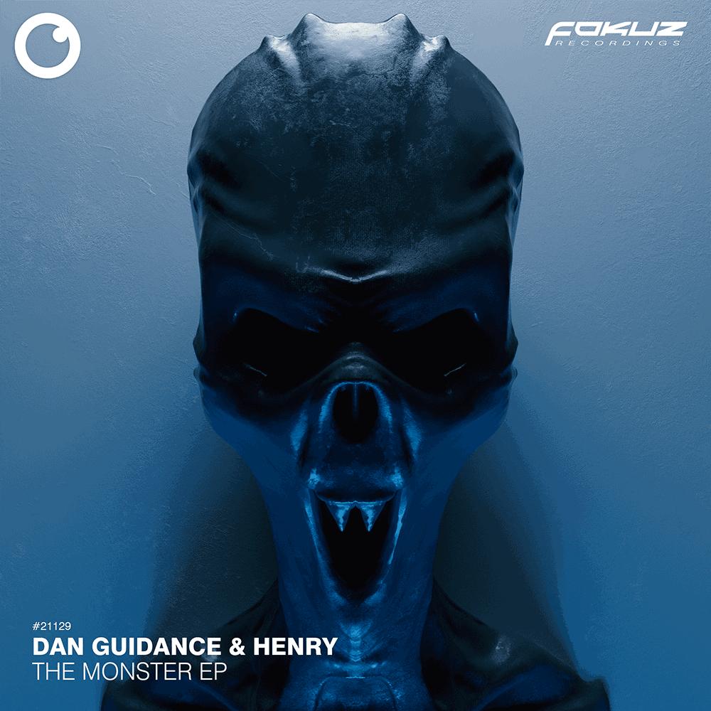 FOKUZ 21129 – Dan Guidance & Henry – The Monster EP_1000