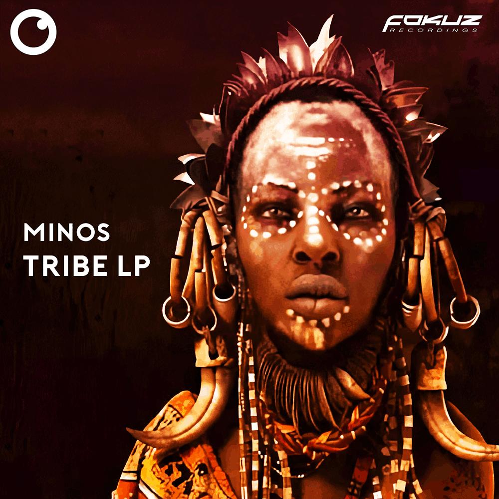 FOKUZ 105 – Minos – Tribe LP_1000