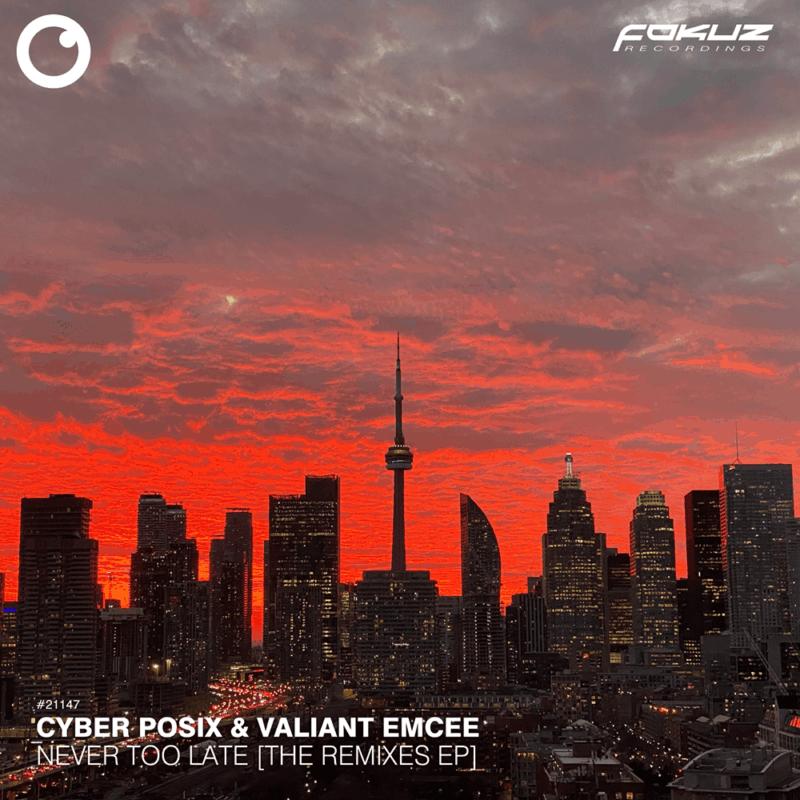 FOKUZ 21147 – Cyber Posix & Valiant Emcee 1000